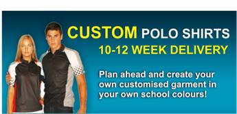 Customised Polo shirts