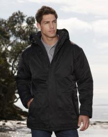 Glacier promotional jacket uniform