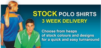 Stock Polo Shirts