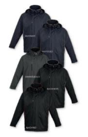 Core jacket colours